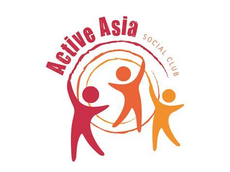design a club logo 42 bold modern social club logo designs for active asia