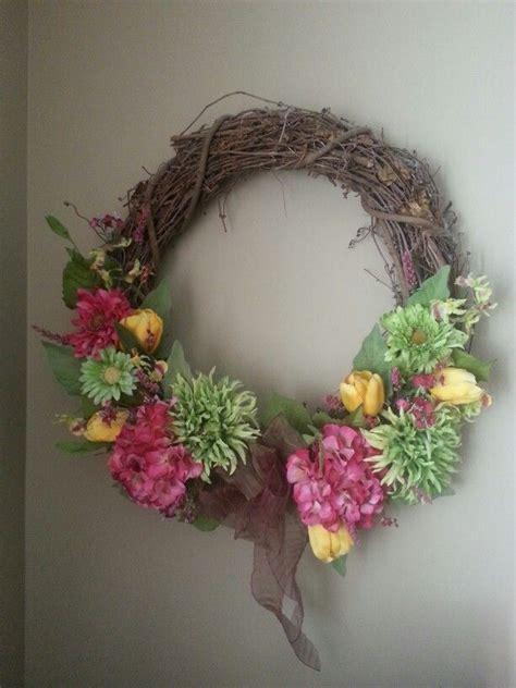 pintrest ideas summer wreath ideas