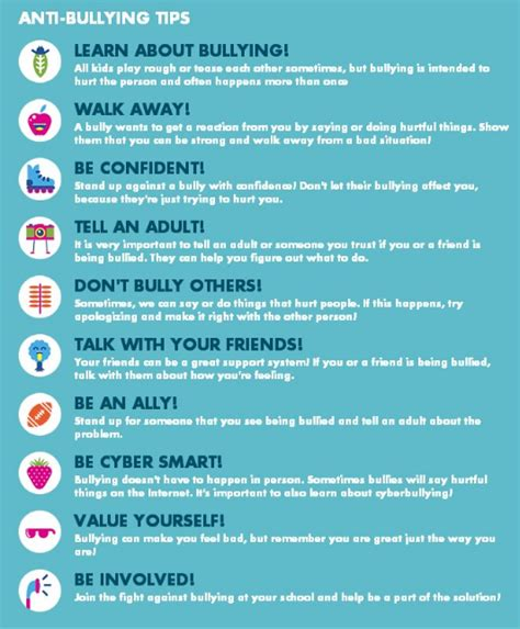 ten tips to prevent cyberbullying the anti bully blog national stand up to bullying day