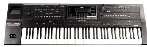 Keyboard Roland G800 roland g800 g600 ra800 styles part 3 makemusic