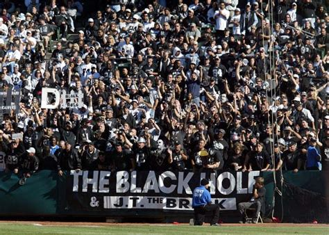 Raiders Black Section by Nation