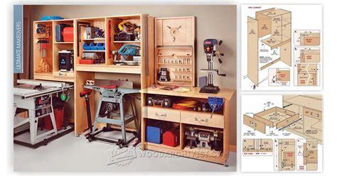 garage plans with workshop garage workshop plans woodarchivist