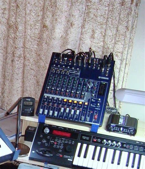 Mixer Yamaha Mg124cx yamaha mg124cx image 16423 audiofanzine