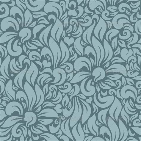 Modern Floral Wallpaper by 10 Beautiful Premium Seamless Floral Patterns Premiumcoding