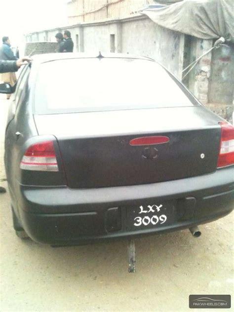 2001 Kia Spectra Transmission Used Kia Spectra 2001 Car For Sale In Lahore 894709