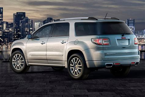 gmc stock price 2014 gmc acadia reviews specs and prices cars