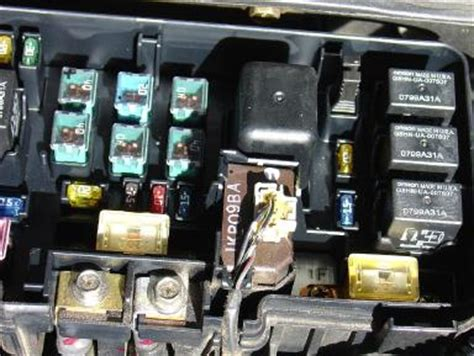 Automotive Power Centers Fuses And Relays