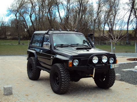 nissan safari off road nissan patrol gr mods overland off road cars