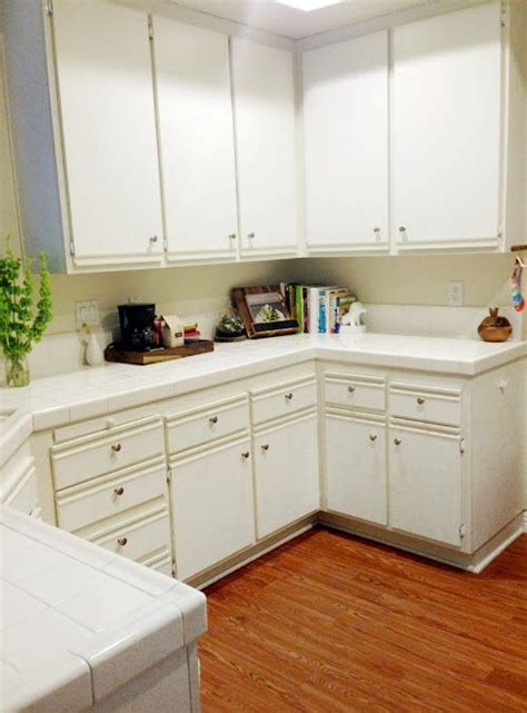 easy kitchen cabinet makeover paint laminate design  kitchen pinterest   ojays