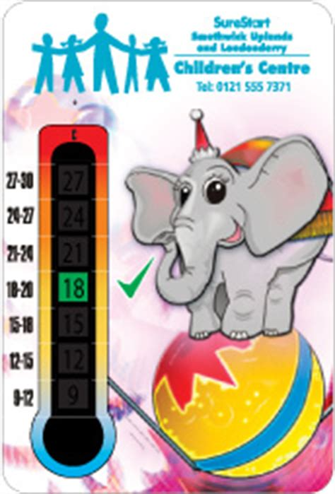 child baby safety thermometers temperature indicators