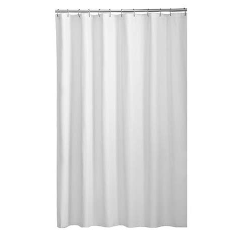 oversized shower curtain liner mainstays oversized fabric shower liner walmart ca