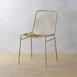 alpha brass chair modern dining room chairs chairs and wire
