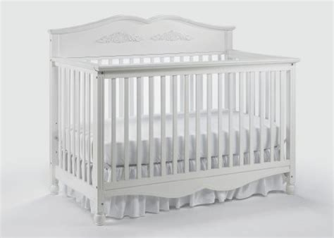 Non Convertible Cribs Graco Non Drop Side 5 In 1 Convertible Crib White Babitha Baby World