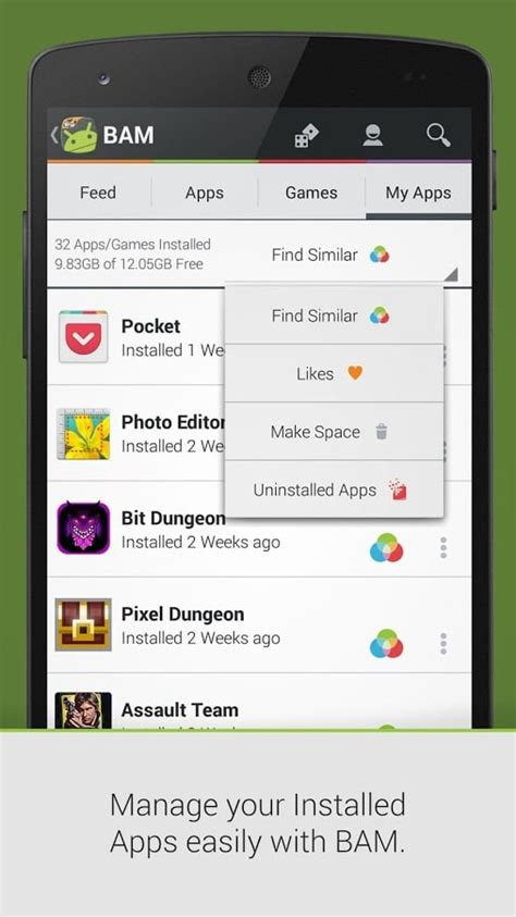 best android market app best apps market para android