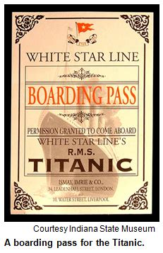 printable titanic boarding pass template titanic boarding pass