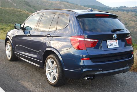 Bmw X3 2013 by Review 2013 Bmw X3 Xdrive28i Car Reviews And News At