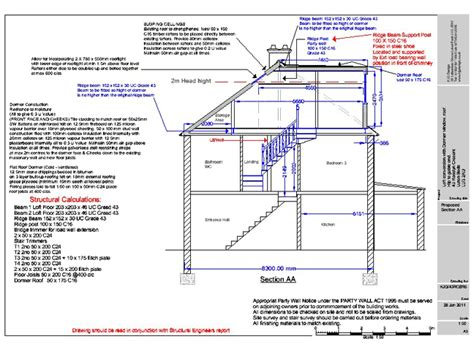 House Plans With Attic example plans by kjg design architectural design and planning