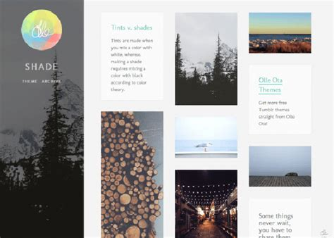 tumblr themes generator free collection of free tumblr themes to download