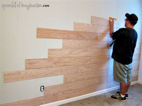 Using Wood Planks On Walls