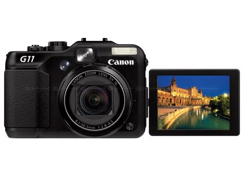 canon g12 canon unveils powershot g11 the lazy photographer