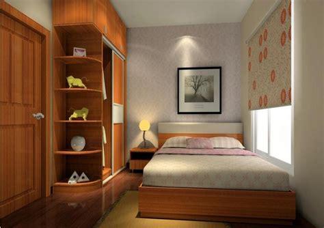 10 desain kamar tidur di rumah mungil buat yang baru nikah
