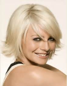 on trend hairstyles for 40 somethings elegant medium length hairstyles for women over 40 best