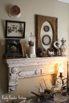 chalk paint new orleans new orleans salvaged fireplace mantle in ochre chalk