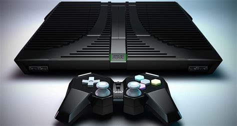 atari classic console atari is working on a new gaming console based on pc