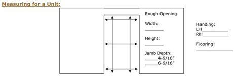 standard door measurements interior interior door standard measurements 5 photos 1bestdoor org