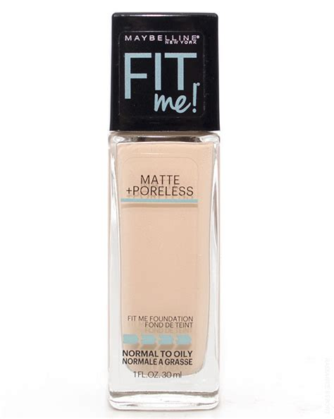 Maybelline Fit Me Foundation Warm maybelline fit me matte poreless foundation warm honey rys malaysia