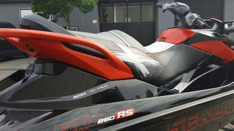 sea doo rxt 260 te koop seadoo rxt x 260 supercharger 2011 rxt x tweedehands en