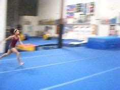 gymnastics back handspring layout stepout gymnastics is life on pinterest 143 pins