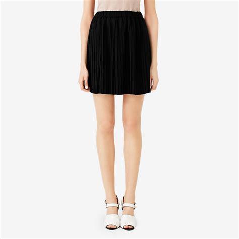 kate spade saturday neat pleat mini skirt where to buy