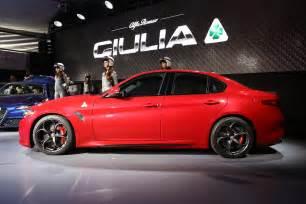 Gulia Alfa Romeo 2017 Alfa Romeo Giulia Quadrifoglio Giulia Ti Engine Details