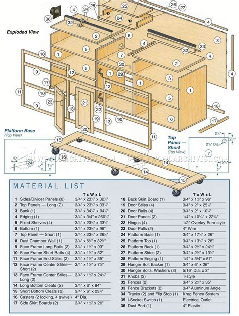 miter saw table plans pdf miter saw stand plans free