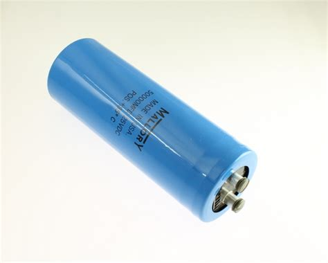 capacitor in computer cge503m25v5l85 mallory capacitor 50 000uf 25v aluminum electrolytic large can computer grade