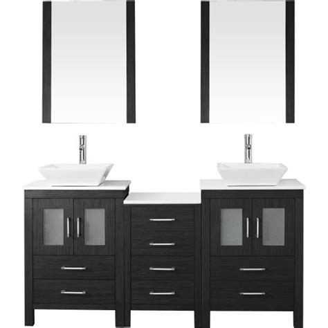 66 bathroom vanity cabinet bathroom vanities 66 dior double sinks bathroom vanity