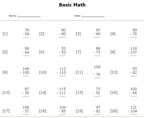 printable math worksheets for adults math problem solving worksheets for adults finite