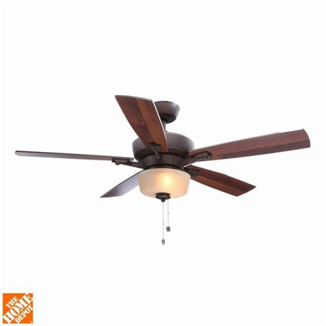 hton bay bronze ceiling fan hton bay yg222 orb alida 52 in