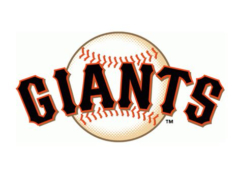 san francisco giants font