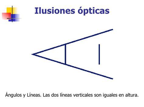 ilusiones opticas segun gestalt bases gestalt