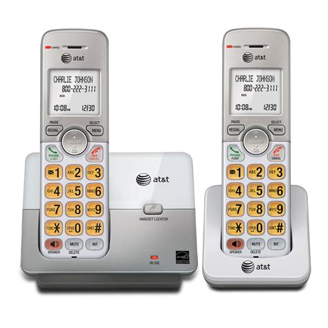 At T Phone Lookup 650530025914 Upc At T Dect 6 0 Expandable Cordless