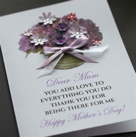 s day rating uk large handmade personalised purple bouquet s day