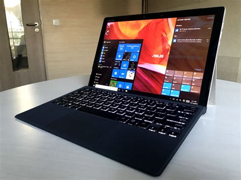 Laptop Asus Transformer 3 Pro T305ca asus transformer 3 pro review a formidable surface pro 4