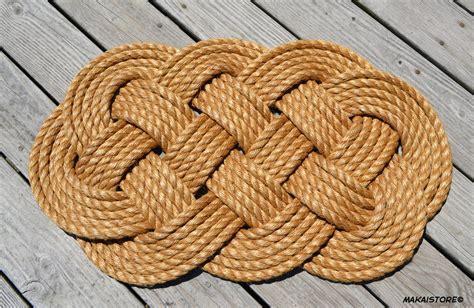 Nautical Doormat nautical rope doormat welcome mat large 19 x