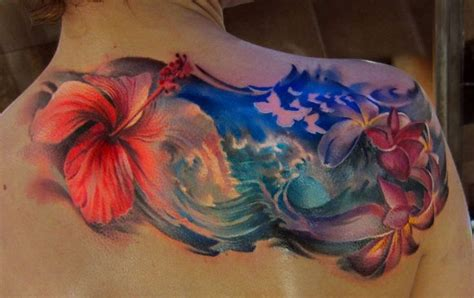 watercolor tattoos hawaii 63 best sea tattoos images on sea