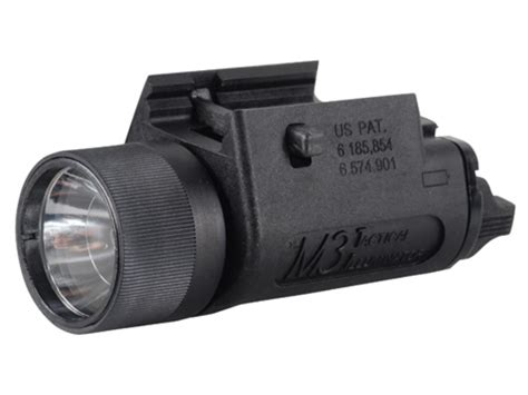 Handgun Lights by Insight M3 Weapon Light Review