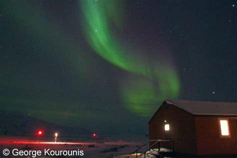 Solar Activity Northern Lights Greenland 2011 Northern Lights