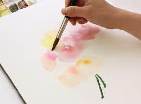watercolor tutorial part 2 blending the alison show