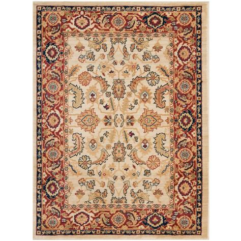 4 X 5 Area Rugs Safavieh 4 Ft X 5 Ft 7 In Area Rug Aus1600 1140 4 The Home Depot